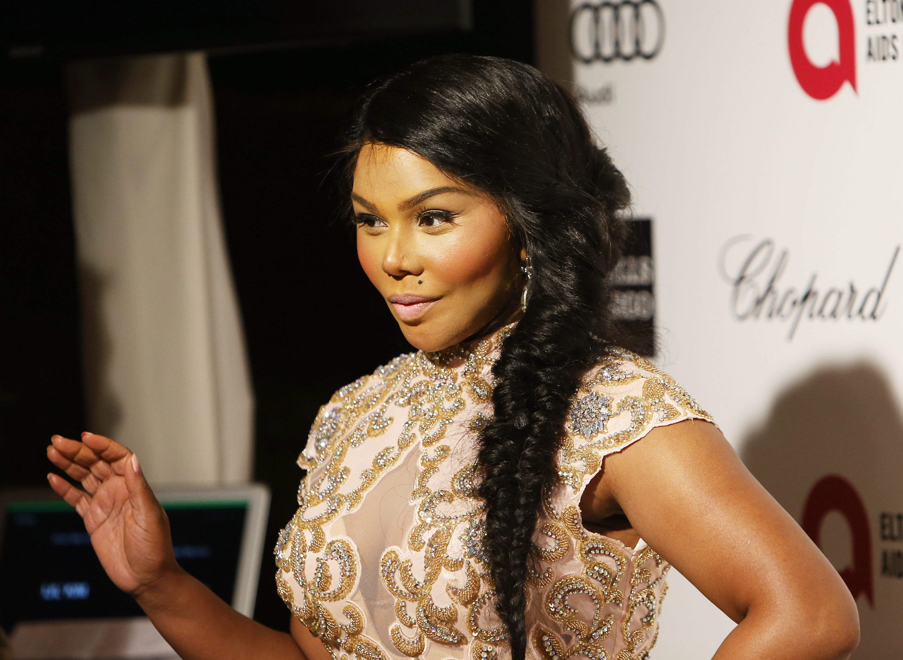 Lil' Kim Announces That Her New Album Is On The Way
