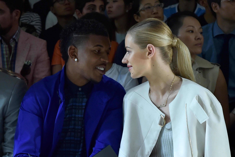 Calvin Klein Collection - Front Row - Milan Fashion Week Menswear Spring/Summer 2015