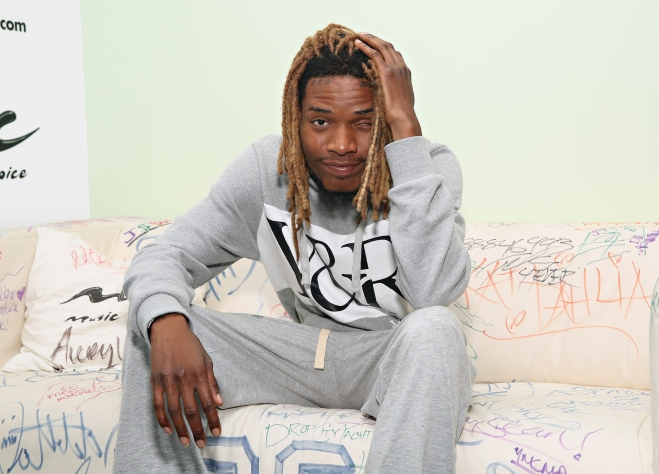 Fetty Wap Visits Music Choice