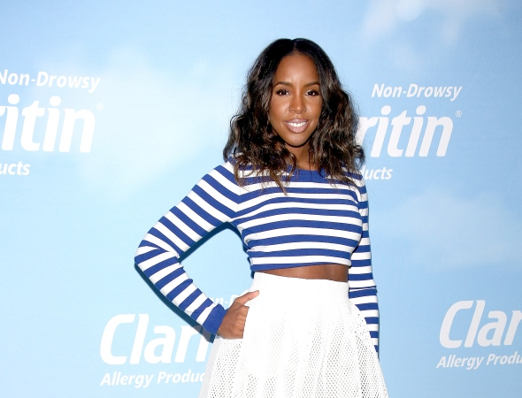 Kelly Rowland & Claritin Kick Off Spring