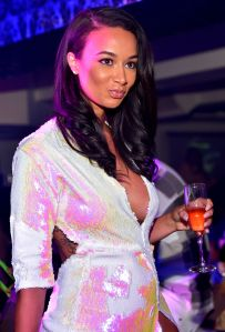 Draya Michele Hosts Compound