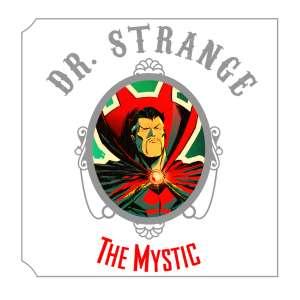 Doctor Strange #1 artwork by Juan Doe (Dr. Dre's The Chronic)