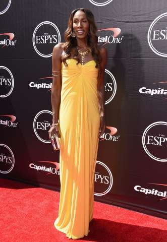 The 2015 ESPYS - Arrivals
