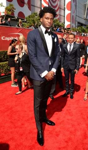 The 2015 ESPYS - Red Carpet