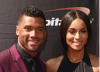 Russell Wilson and Ciara ESPYS