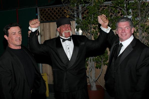 Vince and Hogan