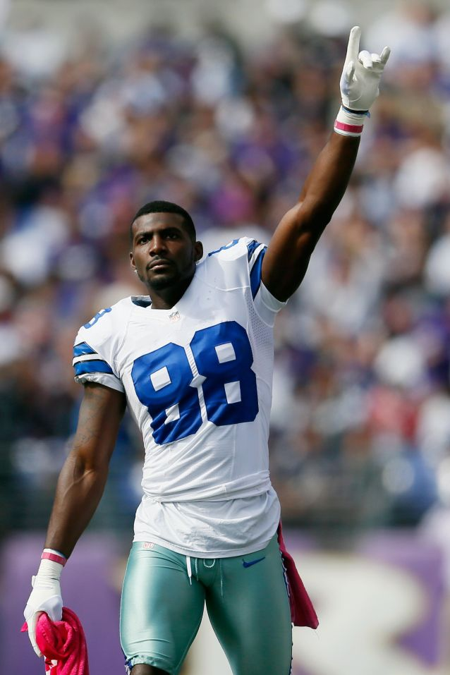 Dez Bryant Threatens To Sit Out Regular Season Games If He