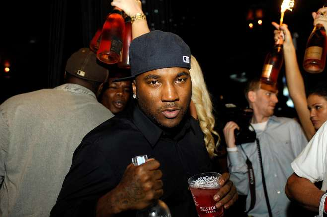 Young Jeezy Celebrates His Partnership With Belvedere Vodka