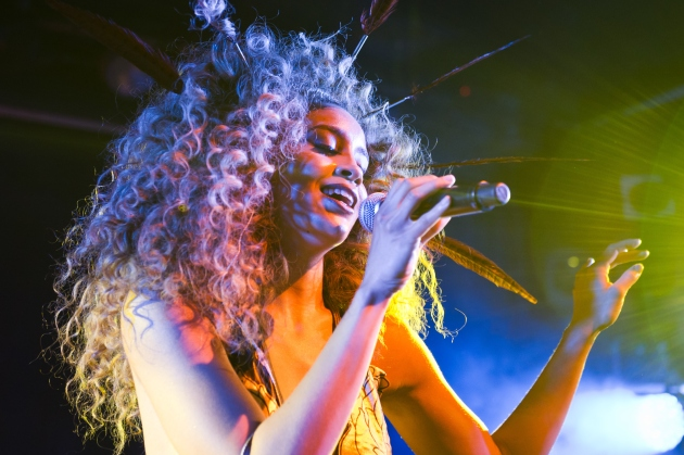Seinabo Sey/Lion Babe Perform At Scala