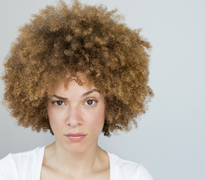 Can White People Have Natural Afros