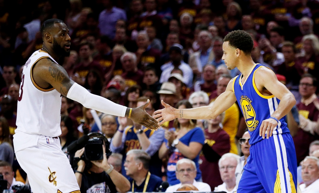2015 NBA Finals - Game Six