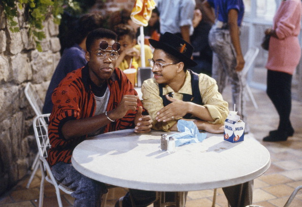 Ron Johnson/Dwayne Wayne