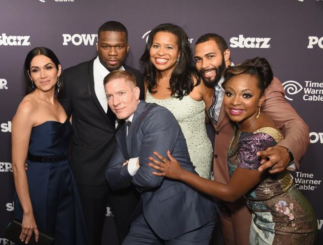 'Power' Season Two Series Premiere - Arrivals