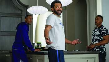 Jessie Usher, RonReaco Lee, Mike Epps