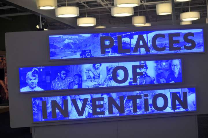 Grand Opening Of National Museum Of American History's Innovation Wing