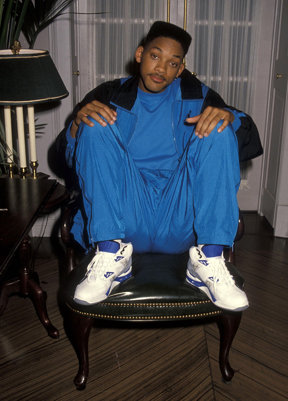 The Fresh Prince of Bel Air's Greatest Sneaker… Sneaker