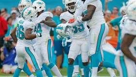 Minnesota Vikings v Miami Dolphins