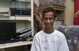 Arrested Muslim teen to showcase invention at White House