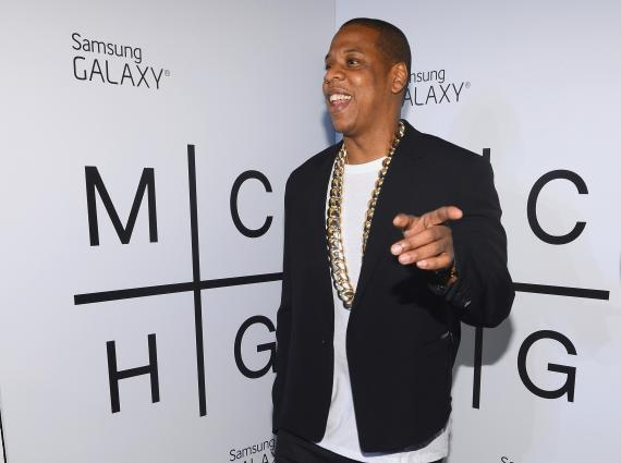 JAY Z And Samsung Celebrate The Release Of Magna Carta Holy Grail, Available Now For Samsung Galaxy Owners - Arrivals