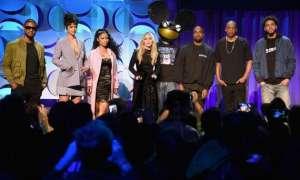 Jay Z Tidal With Celebs
