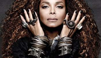 Janet Jackson Tour Flyers