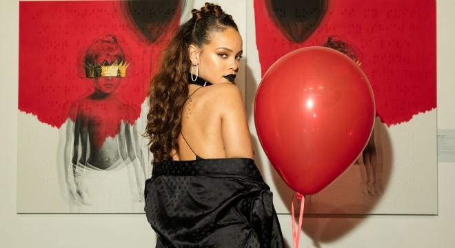 Rihanna's 8th Album Artwork Reveal