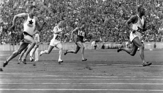 This Jesse Owens Biopic Trailer Makes Us Want To 'Race' To The Theater Right Now