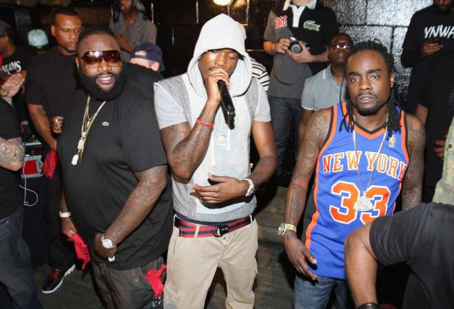 Reebok Classics Concert & MMG Selfmade 2 Album Launch