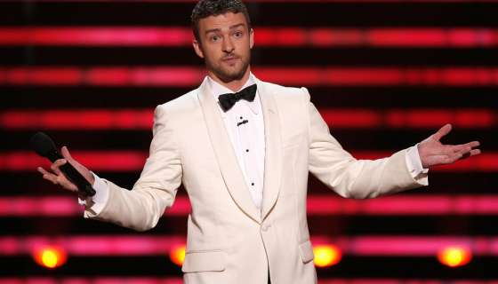 Watch Justin Timberlake's Induction Into The Memphis Hall Of Fame