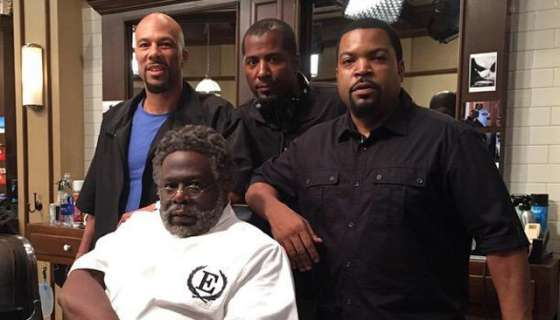 """Ice Cube Presents First Trailer For """"Barbershop: The Next Cut"""""""