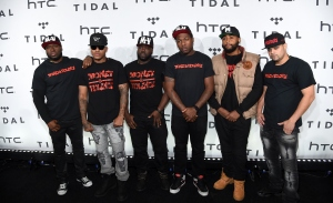 Celebrity arrivals to Tidal X 10/20 concert