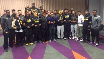 University of Missouri Football Team