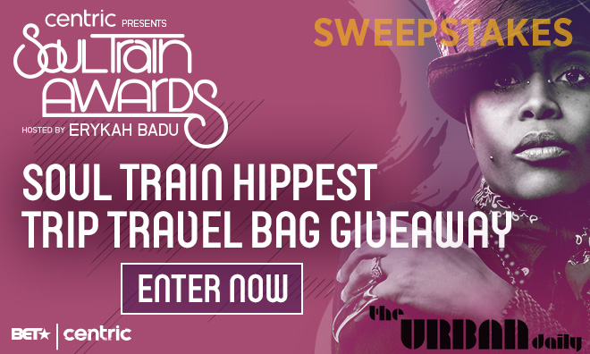 Soul Train Hippest Trip Travel Bag Giveaway