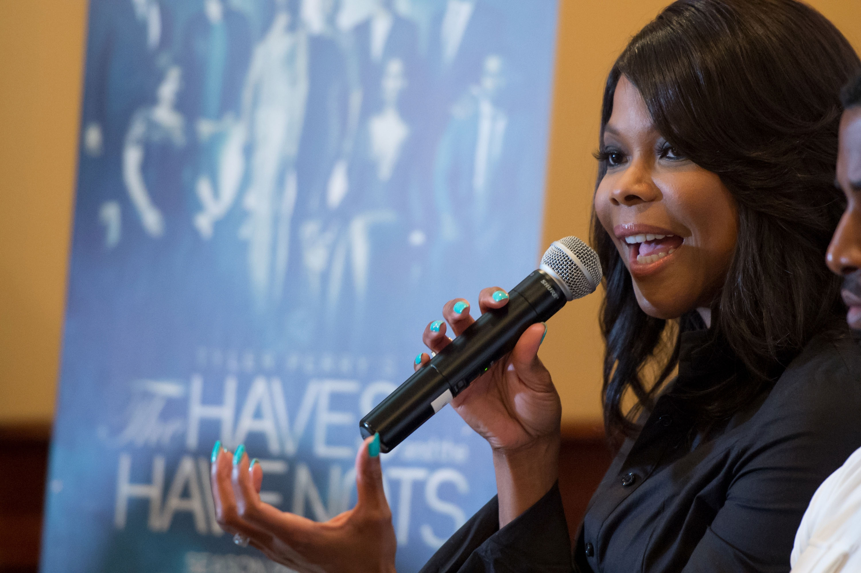 Oprah Winfrey Network's Press Reception With Tyler Perry's 'The Haves & The Have Nots' & 'Love Thy Neighbor'