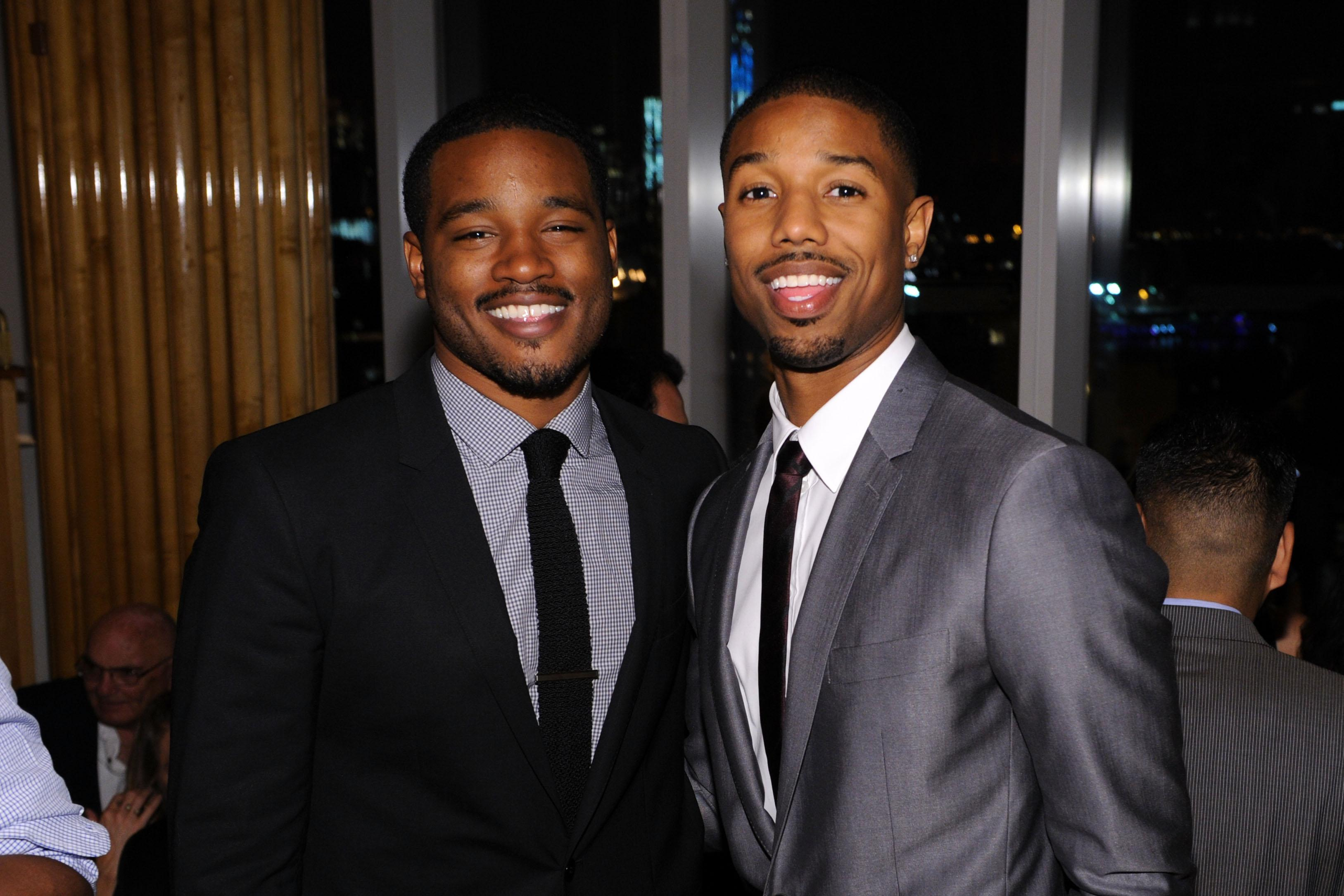 The New York Premiere Of FRUITVALE STATION, Hosted By The Weinstein Company, BET Films And CIROC Vodka.