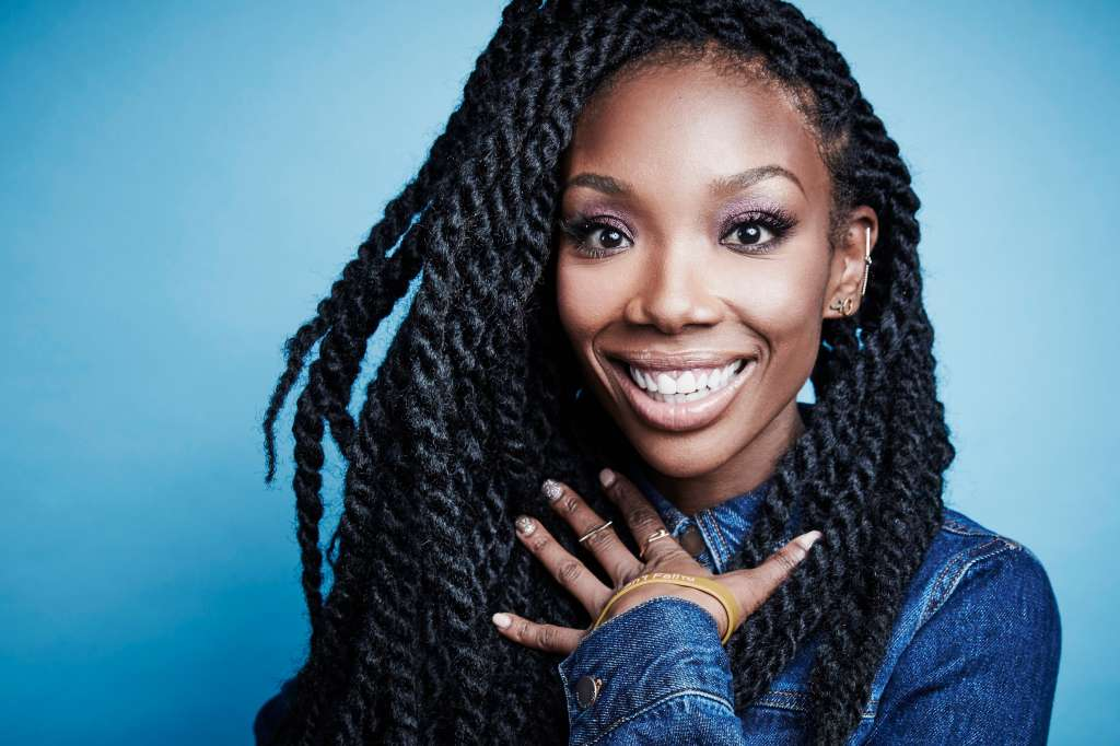 where is singer brandy now