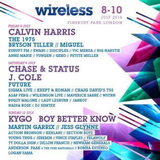 2016 Wireless Festival