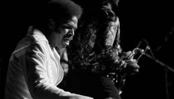 Leon Haywood Performing In New York City