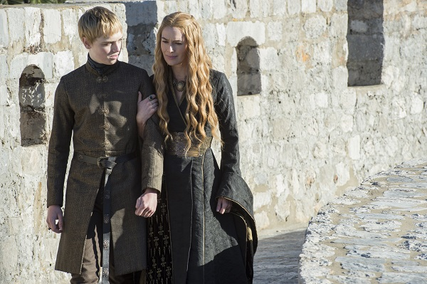 Tommen and Cersei