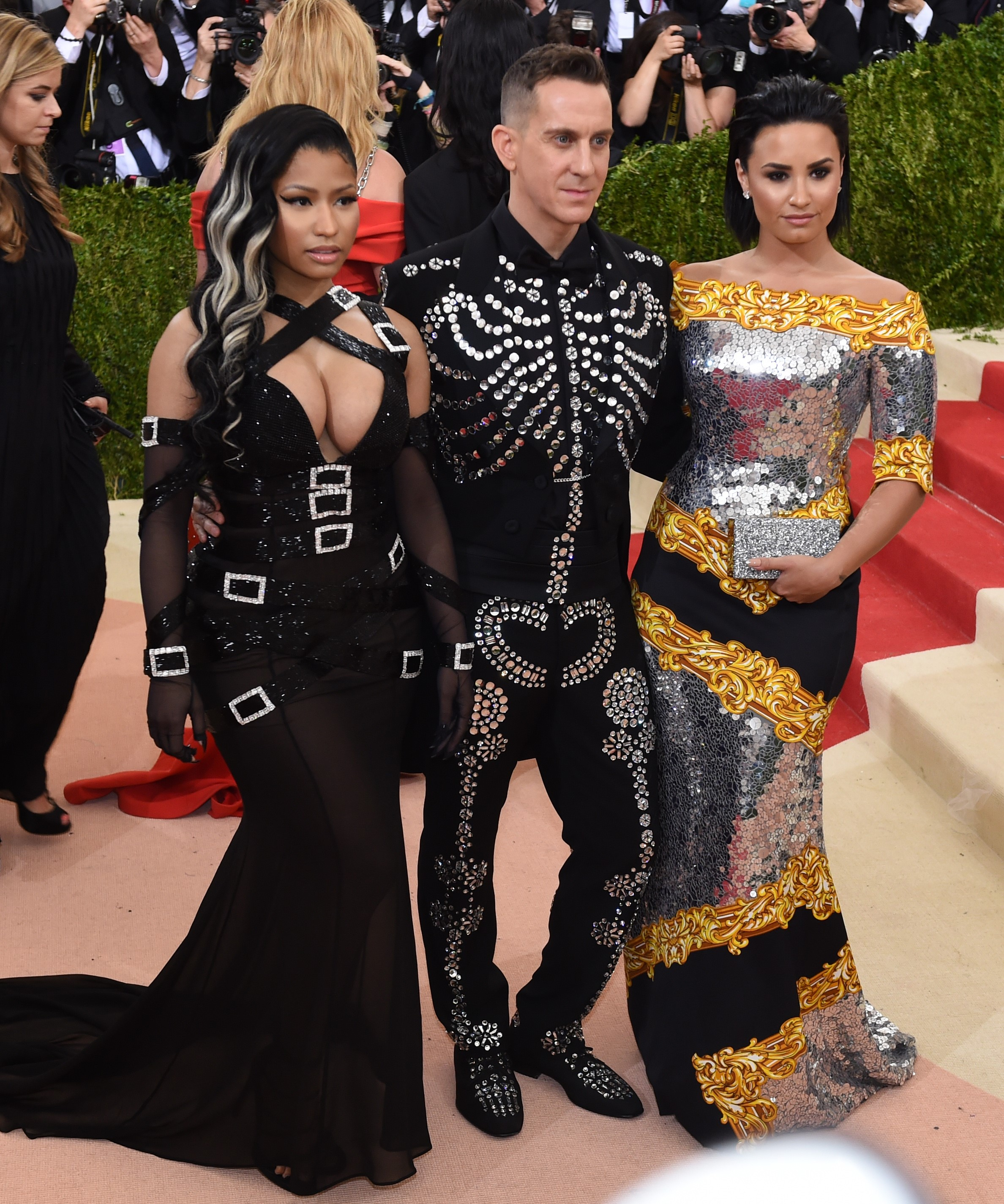 US-ARTS-FASHION-ENTERTAINMENT-GALA-MET GALA