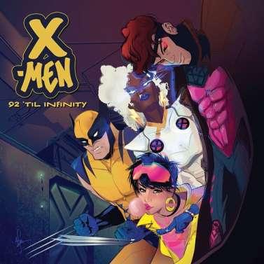 X-Men 92 Hip Hop Variant - Afua Richardson