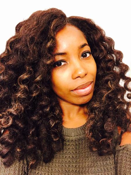 Tatiana king Curly