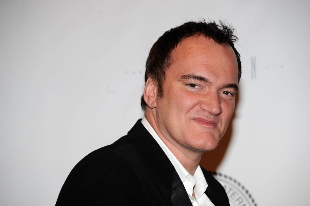 The New York Friars Club Roast Of Quentin Tarantino - Arrvials