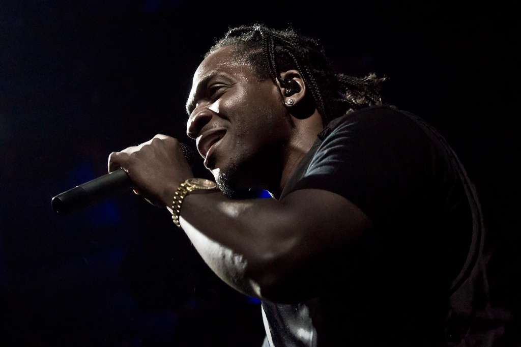 Pusha T Performs In Berlin