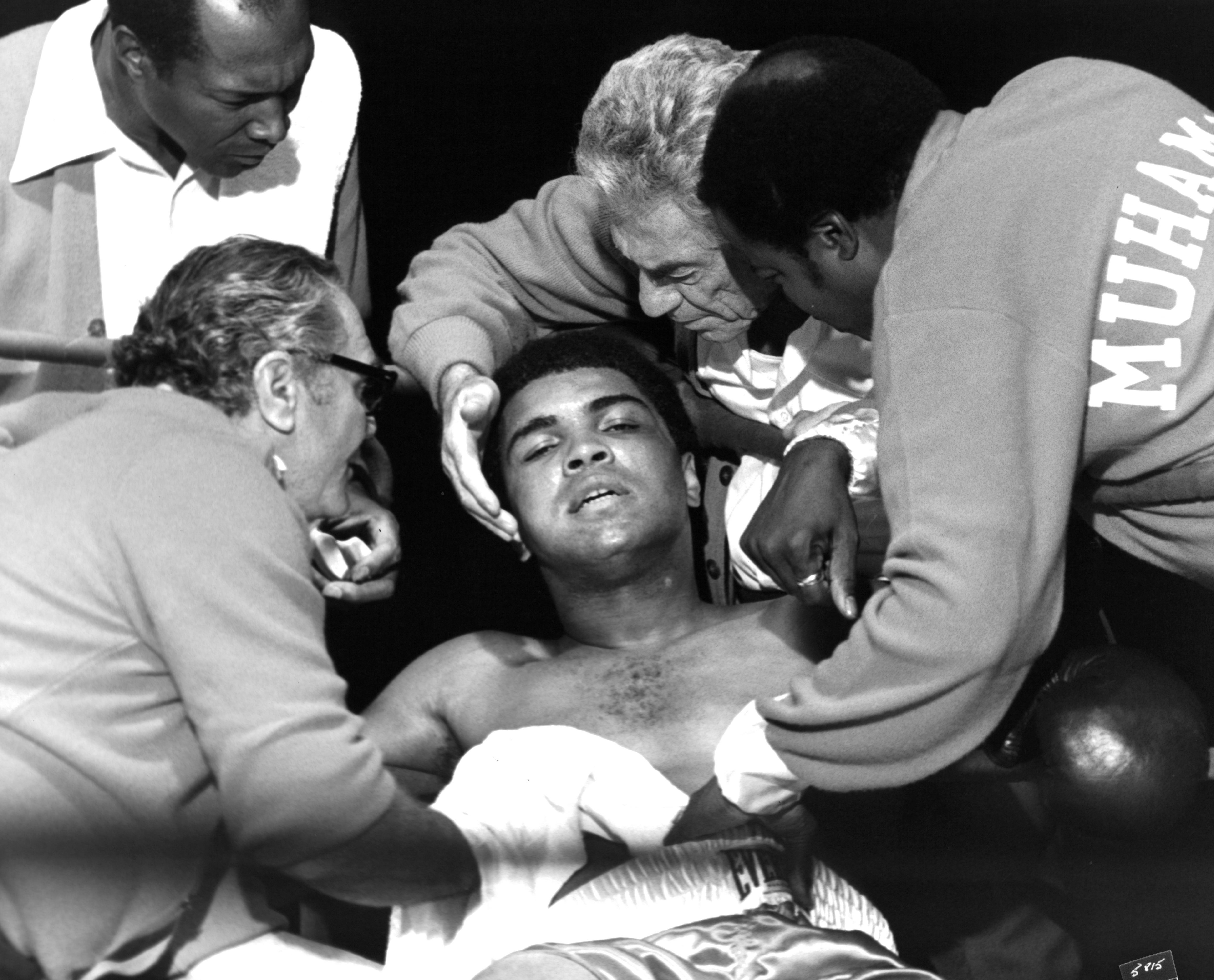 Muhammad Ali In 'The Greatest'