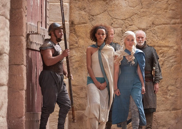 Missandei & Dany