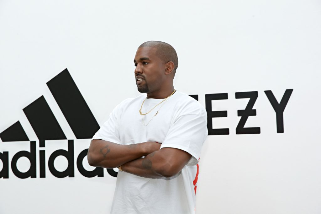 adidas + KANYE WEST New Partnership Announcement
