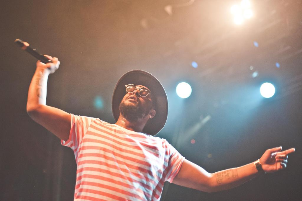 Schoolboy Q Performs At Electric Brixton In London