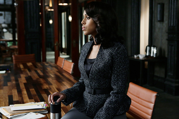 Scandal - Season four - Kerry Washington