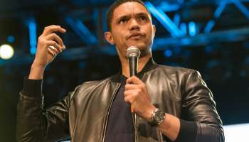 Trevor Noah At SummerStage